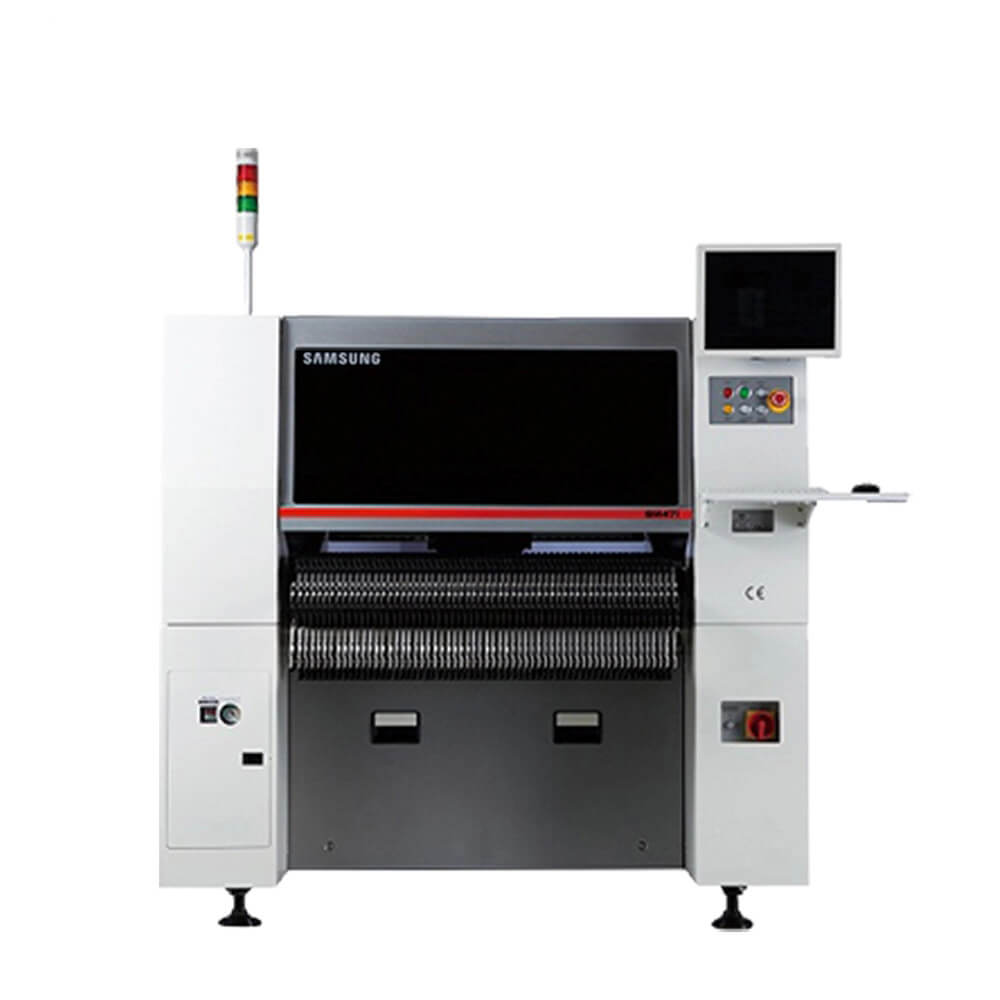 Hanwha SM481 PLUS Pick and Place Machine